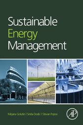 Sustainable Energy Management by Mirjana Radovanovic (Golusin)
