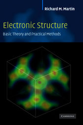 Electronic Structure by Richard M. Martin