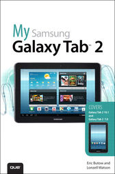 My Samsung Galaxy Tab 2 by Eric Butow