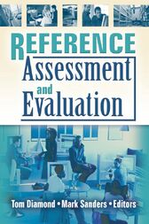 Reference Assessment and Evaluation by Tom Diamond