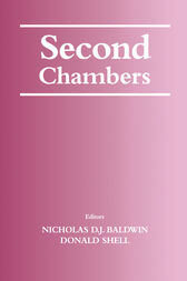 Second Chambers by Nicholas Baldwin