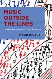 Music Outside the Lines by Maud Hickey