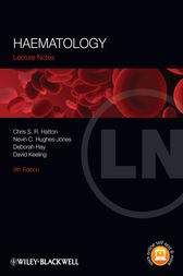Lecture Notes: Haematology by Nevin C. Hughes-Jones