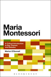 Maria Montessori by Marion O'Donnell