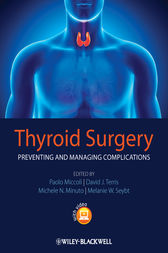 Thyroid Surgery by Paolo Miccoli