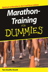 Marathon-Training für Dummies by Tere Stouffer Drenth