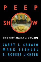 Peepshow by Larry J. Sabato