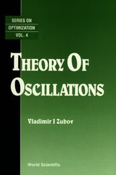 Theory of Oscillations by V.I. Zubov