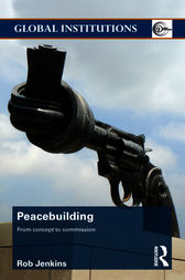 Peacebuilding by Robert Jenkins