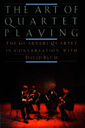 QUARTET PLAYING,ART OF