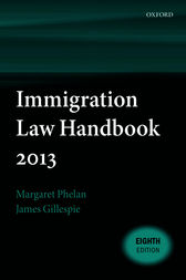 Immigration Law Handbook 2013