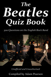 The Beatles Quiz Book by Adam Pearson