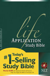 Life Application Study Bible NLT by Tyndale