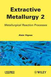 Extractive Metallurgy 2 by Alain Vignes