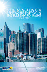 Business Models for Renewable Energy in the Built Environment by Iea-Retd