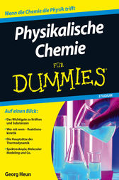 Physikalische Chemie f&uuml;r Dummies