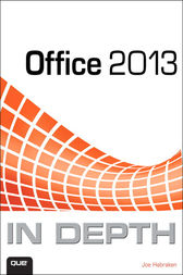 Office 2013 In Depth by Joe Habraken