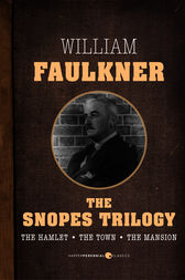 An analysis of social vision in literature by william faulkner