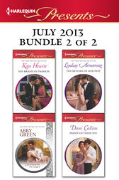 Harlequin Presents July 2013 - Bundle 2 of 2