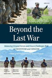Beyond the Last War