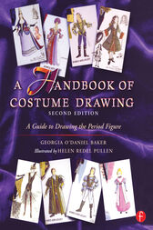 A Handbook of Costume Drawing by Georgia Baker