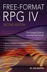 Free-Format RPG IV by Jim Martin