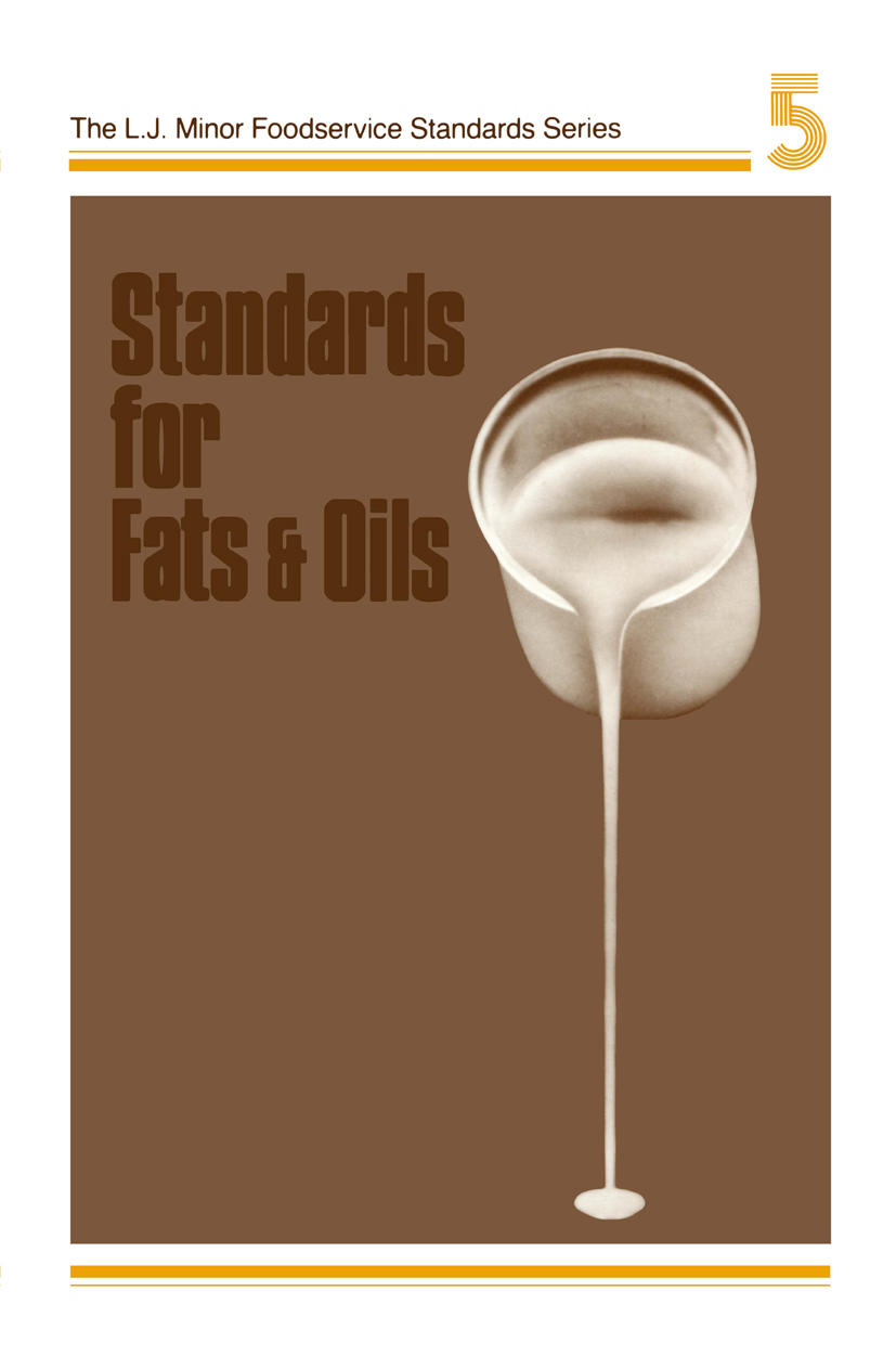 Standards for Fats & Oils