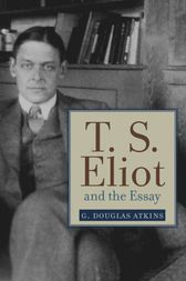 Paper 7: Extended Essay: Yeats and/or Eliot