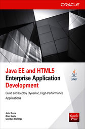 Java EE and HTML5 Enterprise Application Development by John Brock