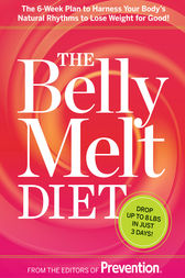 The Belly Melt Diet by Editors of Prevention