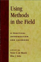 Using Methods in the Field by Victor C. de Munck