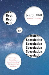 Dept. of Speculation by Jenny Offill