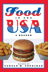 Food in the USA by Carole Counihan