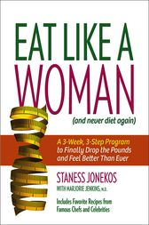 Eat Like a Woman by Staness Jonekos