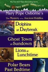 Magic Tree House: Books 9-12 Ebook Collection: Mystery of the Ancient Riddles