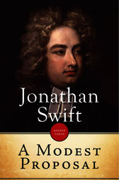 thesis modest proposal jonathan swift
