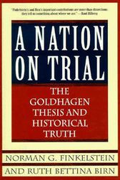nation trial goldhagen thesis