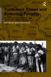 Turbulent Times and Enduring Peoples by Jean Michaud
