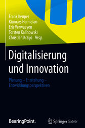 Digitalisierung und Innovation (ebook) by Frank Keuper