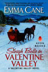 Sleigh Bells in Valentine Valley by Emma Cane
