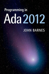 Programming in Ada 2012 by John Barnes