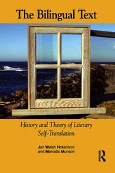 The Bilingual Text by Jan Walsh Hokenson