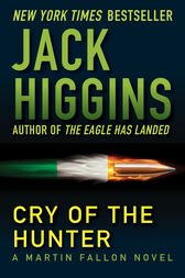 Cry of the Hunter by Jack Higgins