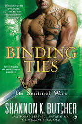 Binding Ties by Shannon K. Butcher