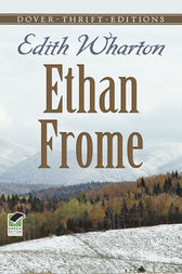 ethan frome lit crit A review of ethan frome by edith wharton (1911), a short novel telling of love, longing, and tragedy in new england a classic of 20th century literature.