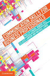 Communication Skills for Business Professionals by Phillip Cenere