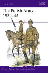 The Polish Army 1939-45 by Steven Zaloga