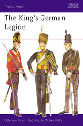 The King's German Legion by Otto Von Pivka
