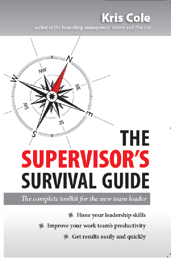The Supervisor's Survival Guide
