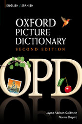 Oxford Picture Dictionary English-Spanish Edition: Bilingual Dictionary for Spanish-speaking teenage and adult students of English. by Jayme Adelson-Goldstein